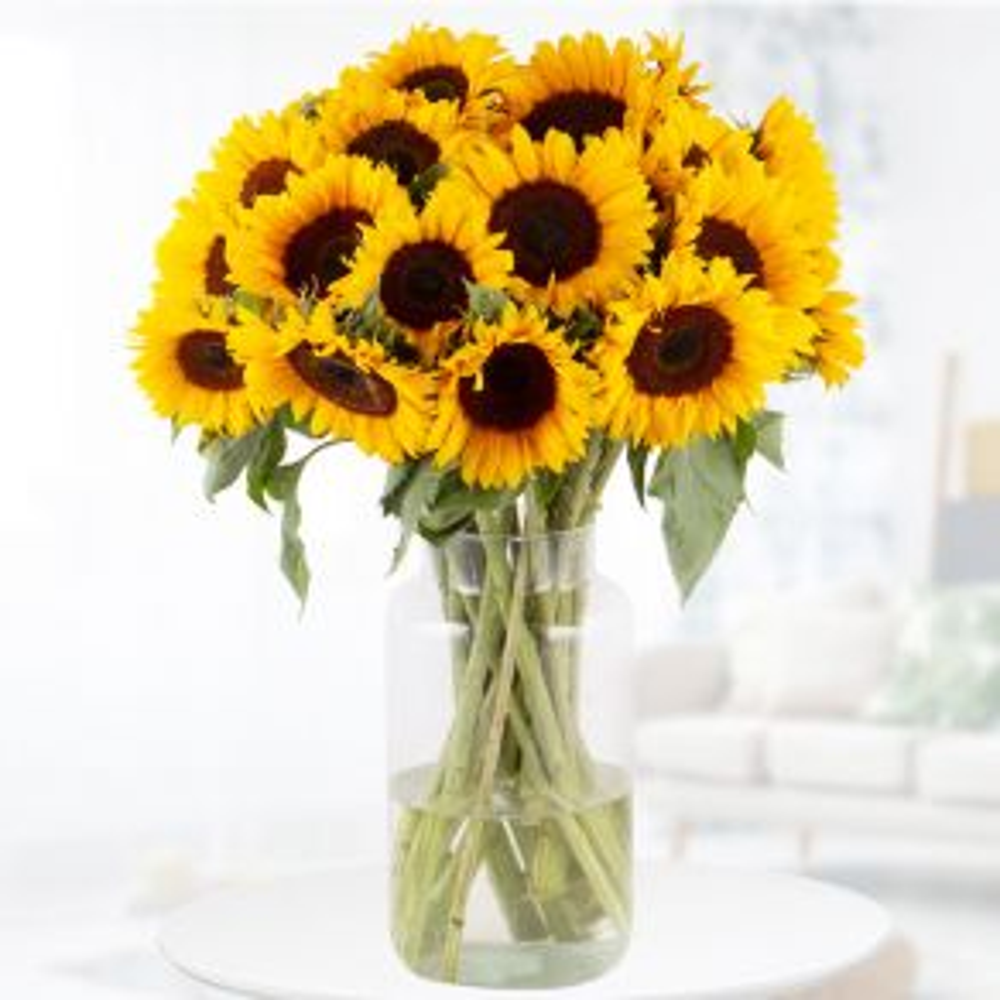 Blumenstrauß Sonnenblumen (20 Stück)