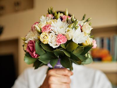 Anonym Blumen verschicken
