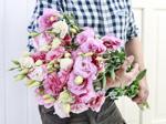 Blumen ohne Absender
