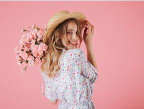 Fashion Trend 2021: Blumenmuster