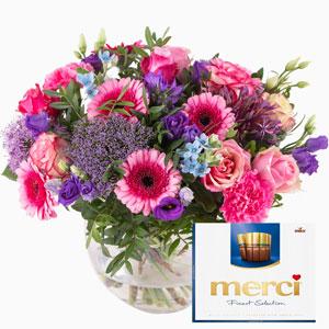 Blumengeschenke verschicken