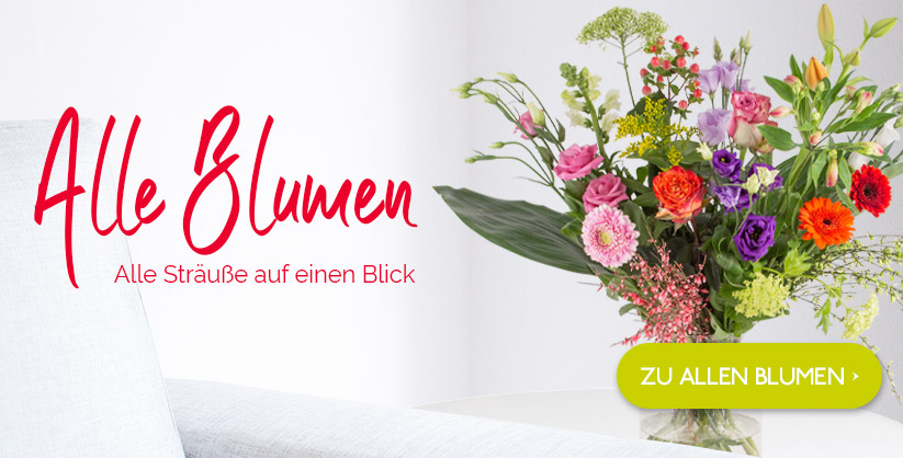 Alle Blumensträuße