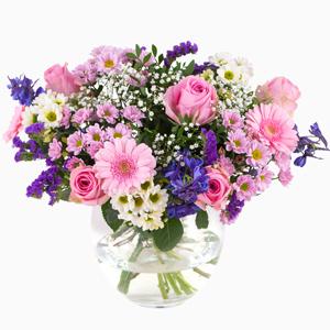 Blumenstrauß Blütenperle