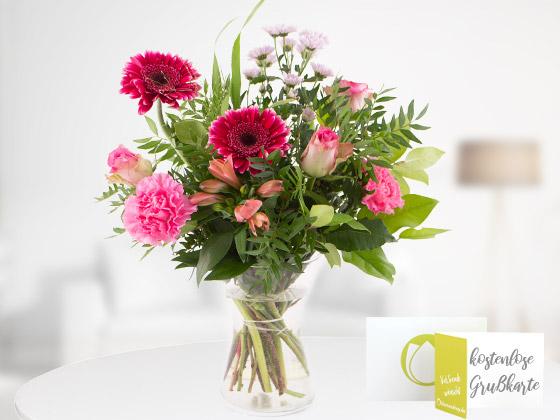 Blumen günstig verschicken