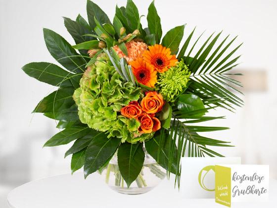 Blumenversand zum Geburtstag