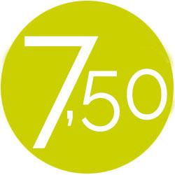 7,50€ Blumenshop-Gutschein