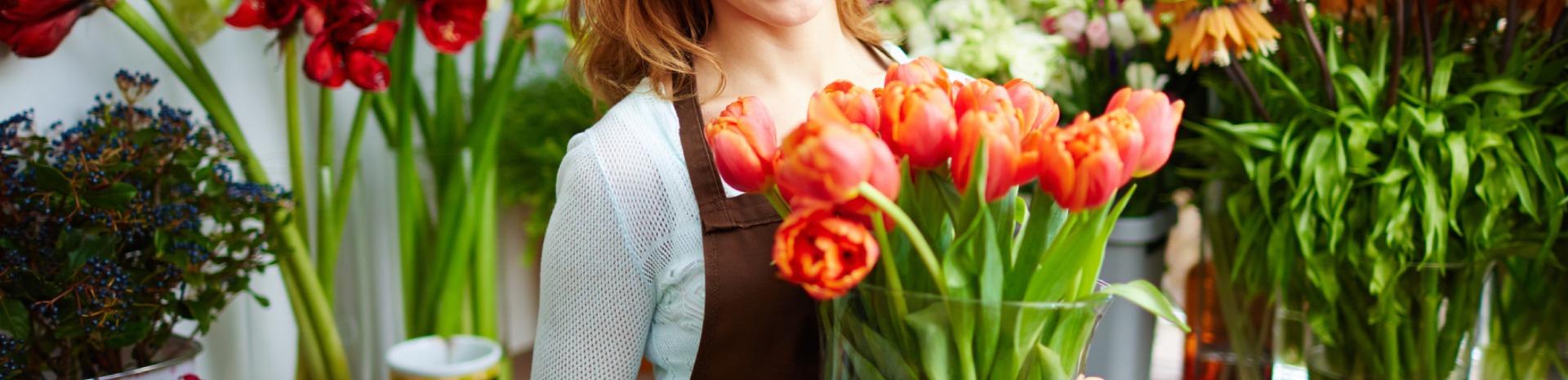 Informationen zum Blumen verschicken