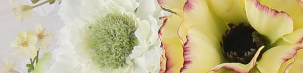 seidenblumenstrauss
